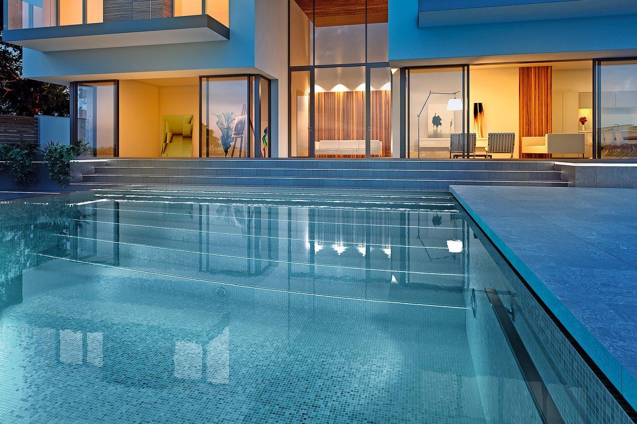 Zwembad bouwen for Houten zwembad bouwen