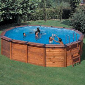 Hout en houtdecor zwembaden for Zwembaden verkoop