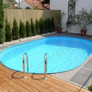 Stalenwand inbouw florida for Inbouw zwembad compleet